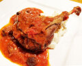 【南イタリア伝統の味】シャラン鴨のアグロドルチェ