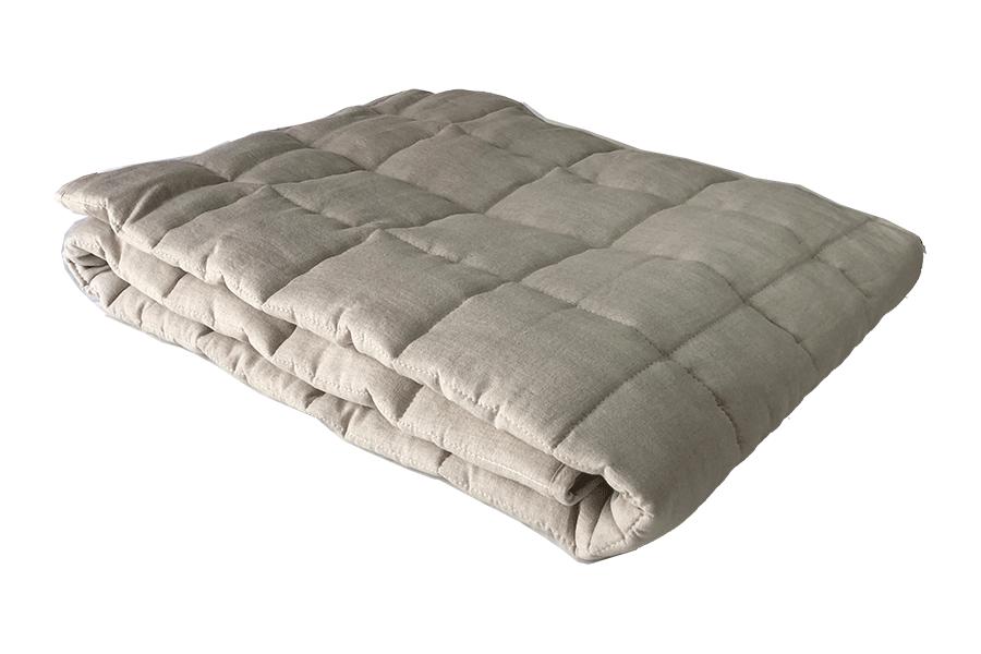 本麻ベッドパッド