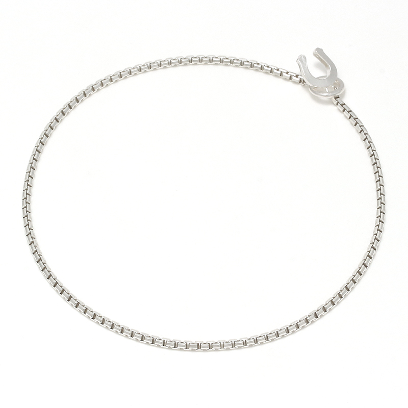Venetian Box Chain Anklet