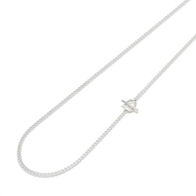 メンズアクセサリー Classic Chain Necklace w/Horseshoe