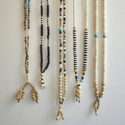 Coconut Beads Necklace