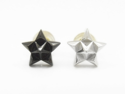 Studs Star Pierce