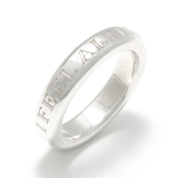 Heavy Weight Ring - I FEEL ALRIGHT - Silver