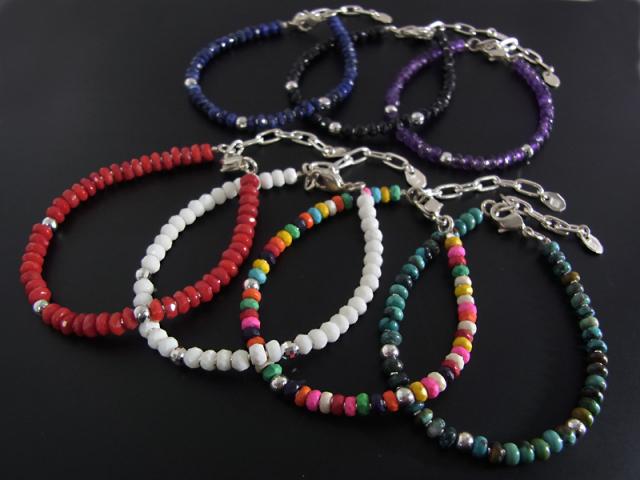 Light Beads Bracelet