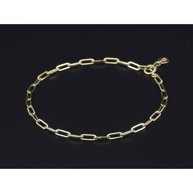 Plain Chain Bracelet