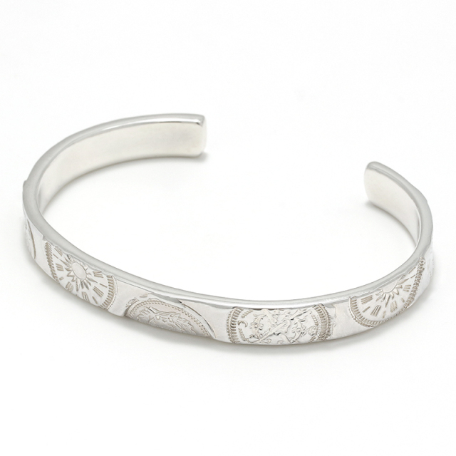 B.C. Coin Stamp Bangle