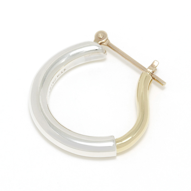 Separate Hoop Pierce - Medium