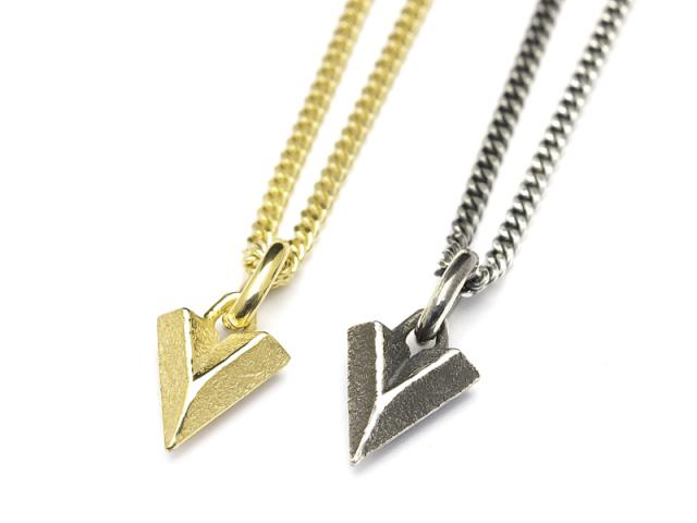 Still Hard 【V】 Necklace