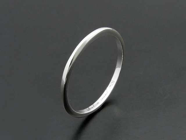 Silver Ring - S