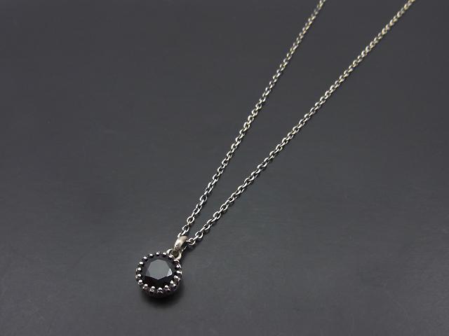 Stone Necklace - Onyx