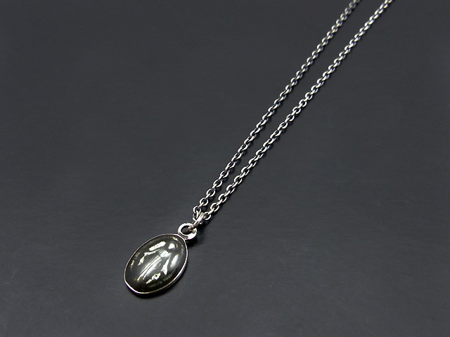Maria Necklace - Silver