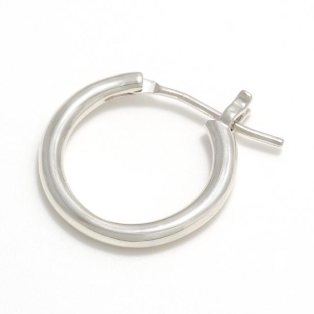 Hoop Pierce - Silver
