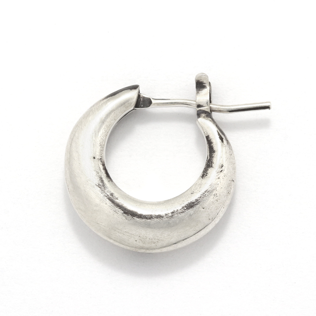 Chubby Hoop Pierced Earring Large
