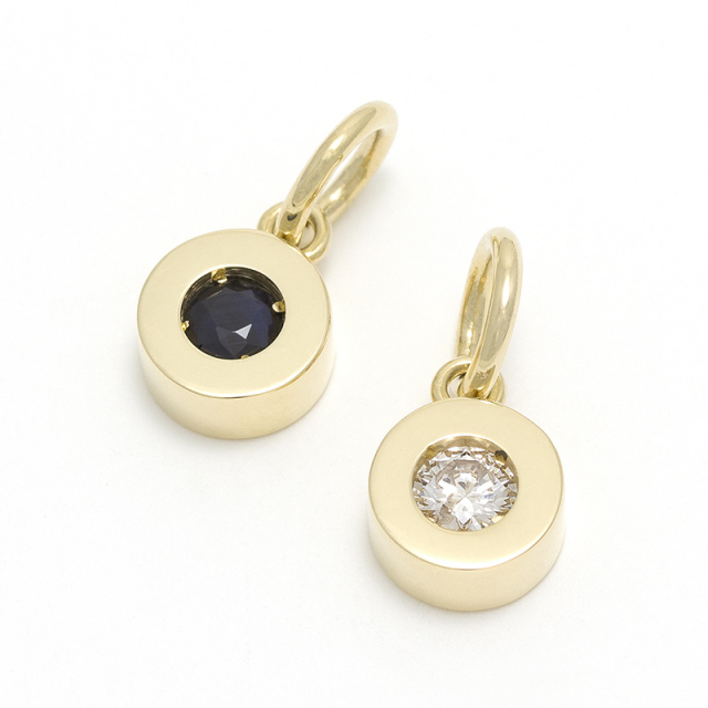 Shine Charm - K18Yellow Gold
