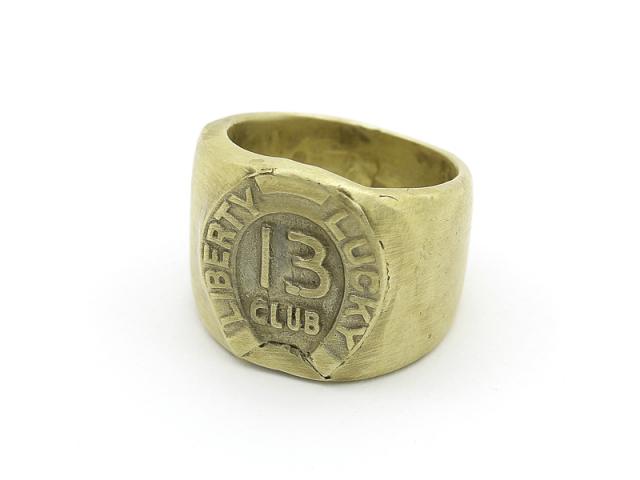 Liberty Lucky 13 Slim Ring