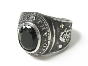 Progress Ring Silver