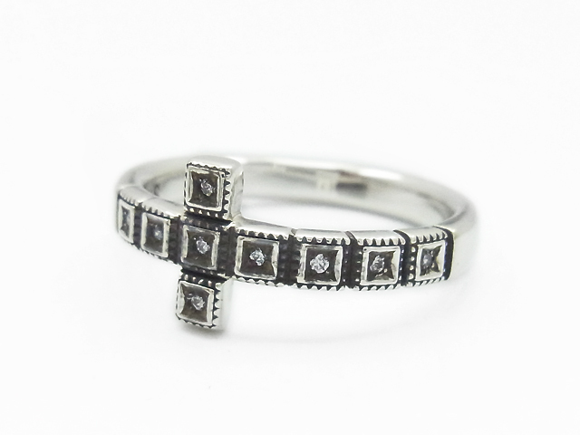 RR060-11 S2F Ring - Silver