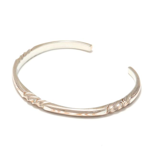 MOKUME Twist Bracelet
