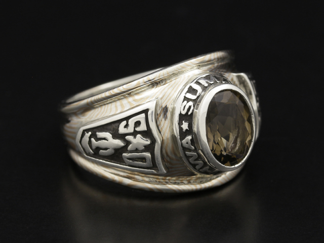 Small College Ring