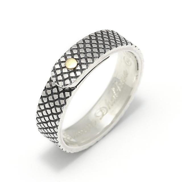 Snake Pattern Ring