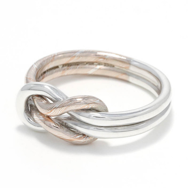 Eternal Knot Ring