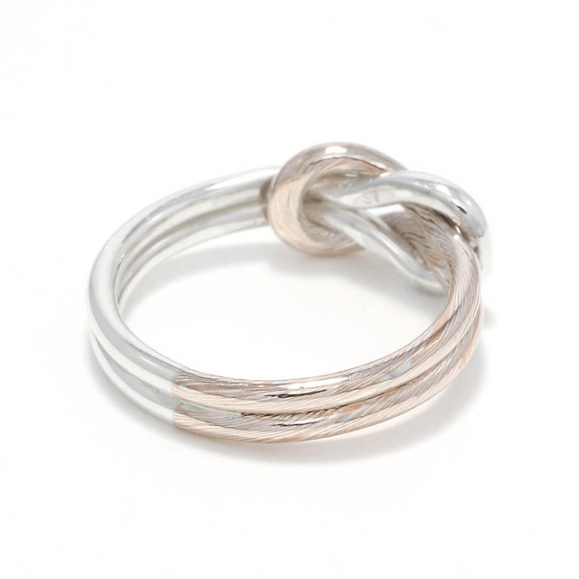 Small Eternal Knot Ring
