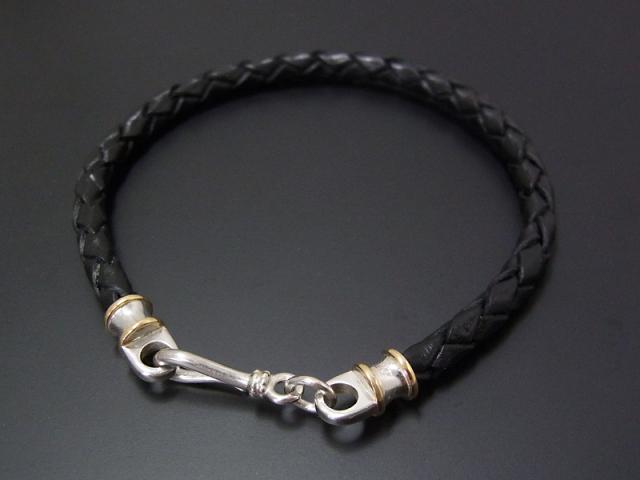S.O.S fp恵比寿店、Web限定 恵比寿店11周年記念 Leather Bracelet