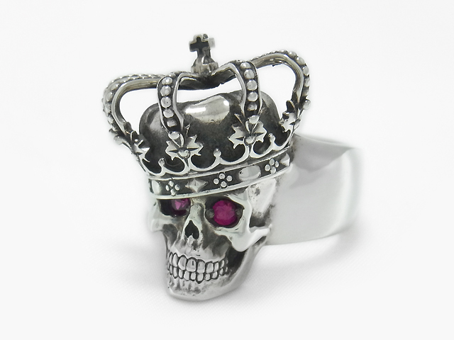 Essential Skull Ring