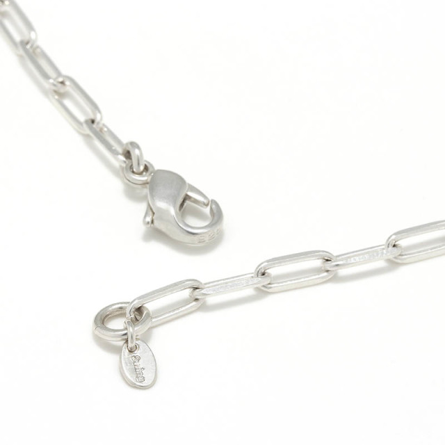 JUST GOOD Chain Bracelet - Anchor - Silver