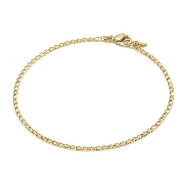 JUST GOOD Chain Bracelet - Classic - GV