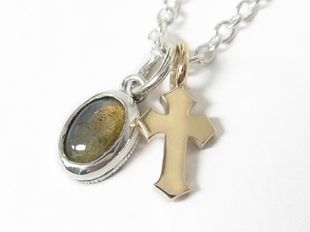 Prayer Charm Necklace