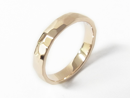 Brilliance Ring L - K10 Yellow Gold