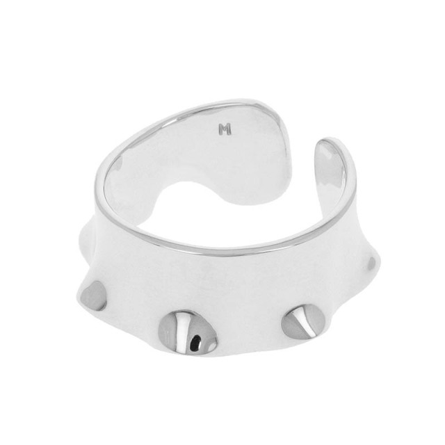 Sleeve Ring - Silver