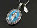 Mary Necklace with Turquoise