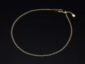 Narrow Chain Anklet