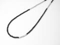 Asymmetric Necklace Moonlight