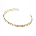 Brilliance Bangle - K18Yellow Gold