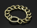 Unity Bracelet - L K10Yellow Gold w/Diamond