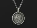 「バイオハザード7 レジデント イービル」×「SYMPATHY OF SOUL」 Collaboration Coin Necklace