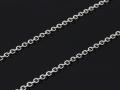 Silver Azuki Chain 3.2mm