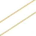 K18Gold 2.0 Cut Ball Chain
