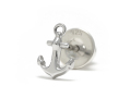 Anchor Pierce - Silver
