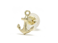 Anchor Pierce - K18Yellow Gold