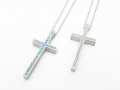 Two.Me Cross Necklace