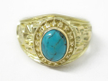 History Ring K18 Yellow Gold