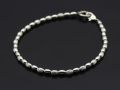 Silver Beads Bracelet