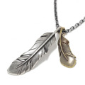 Old Feather Necklace