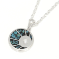 Eclipse Inlay Necklace