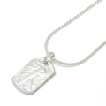 Liberty Dog Tag Necklace