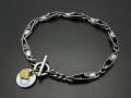 Many bit Moccasins Chain Bracelet